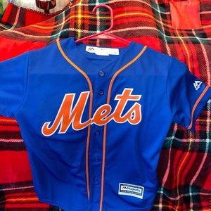 New York Mets boys MLB jersey